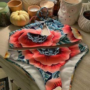 Tropical Bikini Set